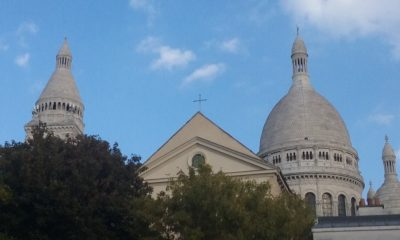 Sacre Coeur Is the Heart of Montmartre