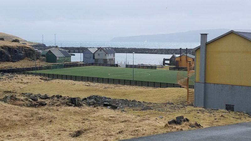 Faroe Islands, soccer, Streymoy, Nordragota
