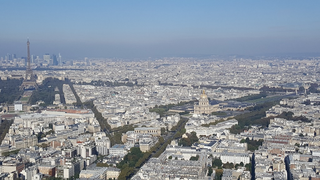A View from Tour Montparnasse