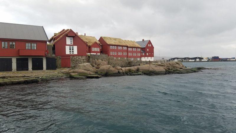 Faroe Islands, Torshavn, Tiganes