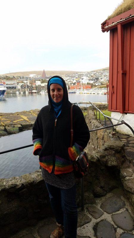 Faroe Islands, Torshavn, harbor