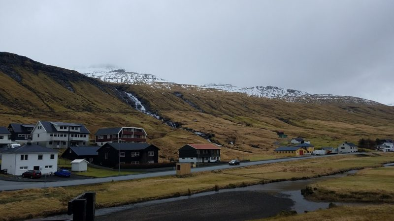 3 magical days in the Faroe Islands, Torshavn