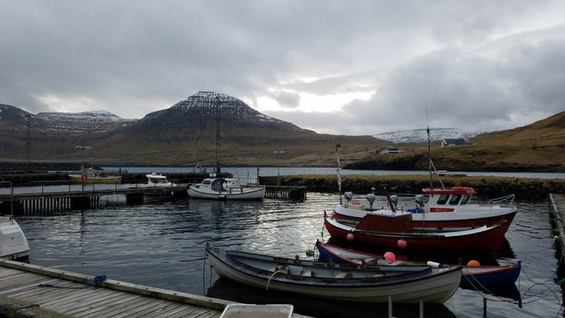Faroe Islands, Torshavn