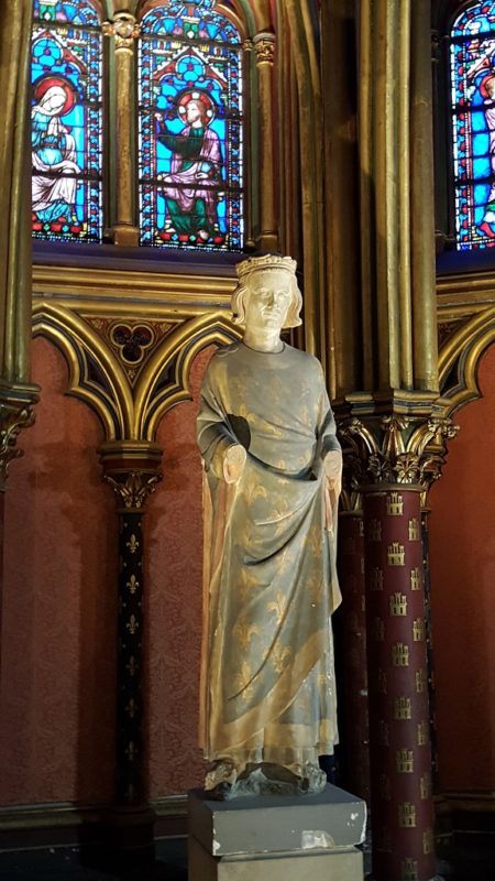 Louis IX Built Sainte-Chapelle