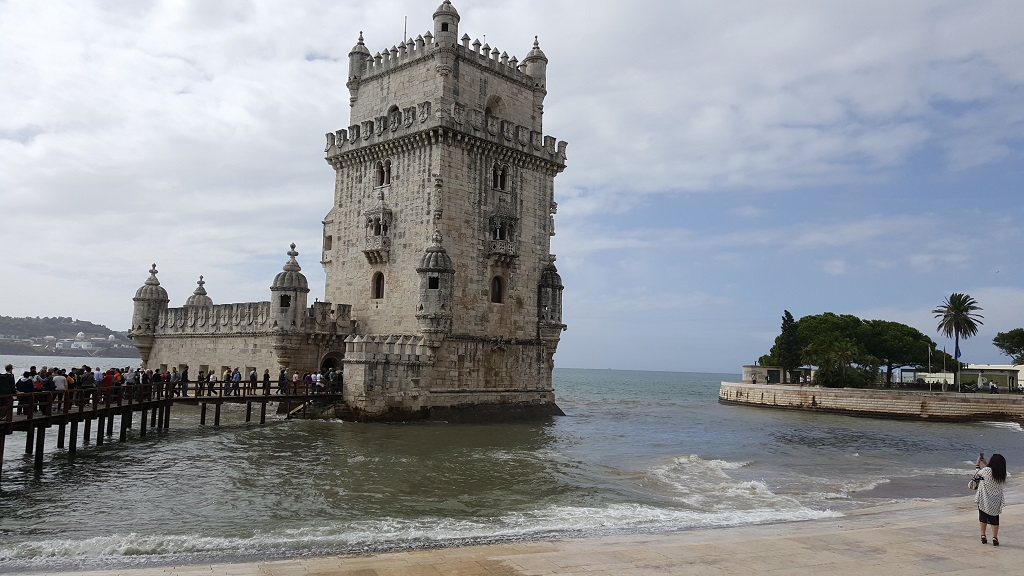 The Torre de Belém Dates Back to the Age of Discovery