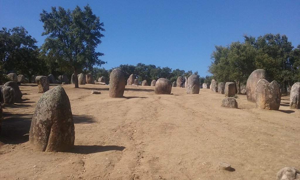 These Megaltihs Are 8,000 Years Old