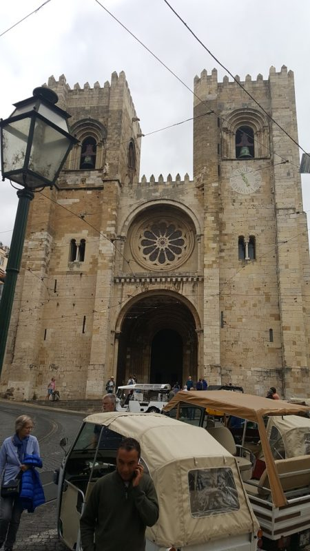 The Sé Cathedral