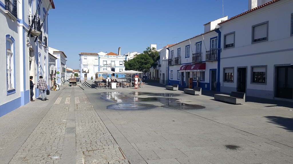The Plaza in Arriolos