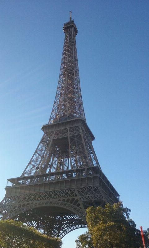 Arc de Triomphe & Tour Eiffel