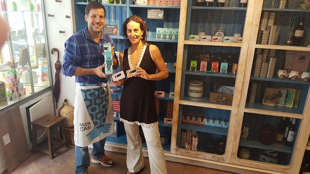 Tiago Is the Entrepreneur Behind Miss Can