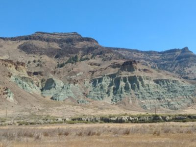 Eastern-Oregon-Sheep-Rock-John-Day-Fossil-Beds