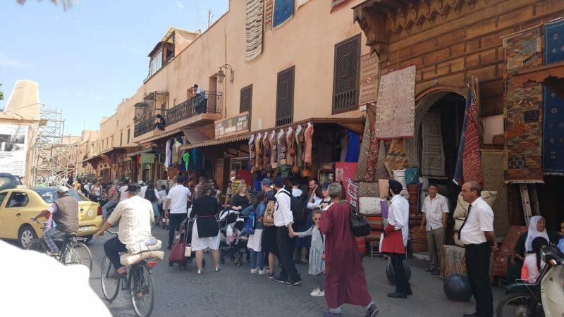 Marrakesh-Morocco-Medina