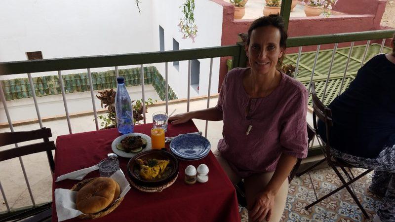 Marrakesh-Morocco-Medina-Rooftop-Café