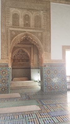 Marrakesh-Morocco-Medina-Saadian-Tombs