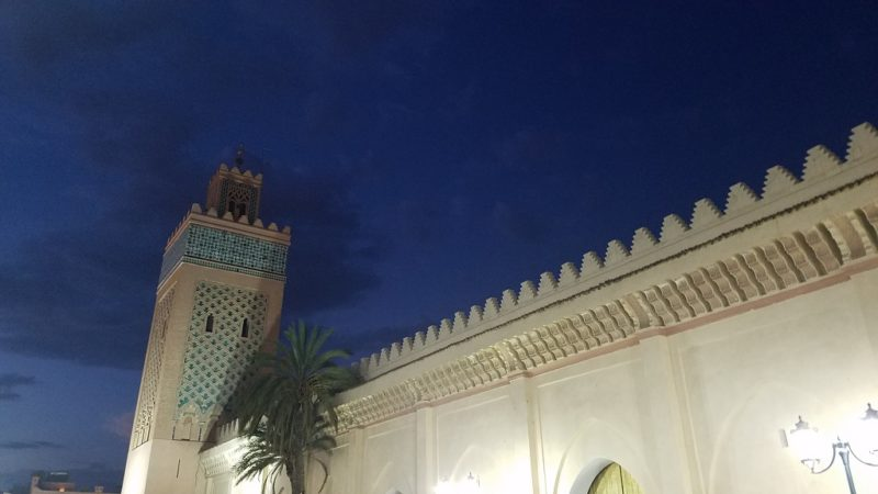 Marrakesh-Morocco-Medina-Mosque-Call-To-Prayer-Adhan