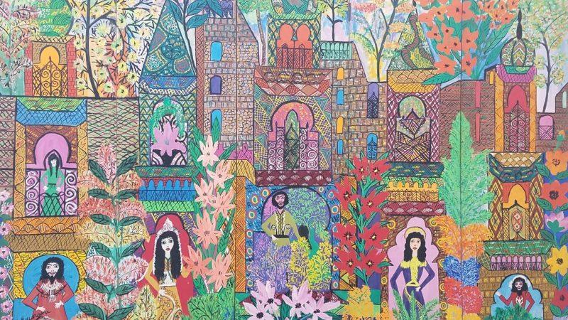 Marrakesh-Moroccan-Art-Ville-Nouvelle-MACMA