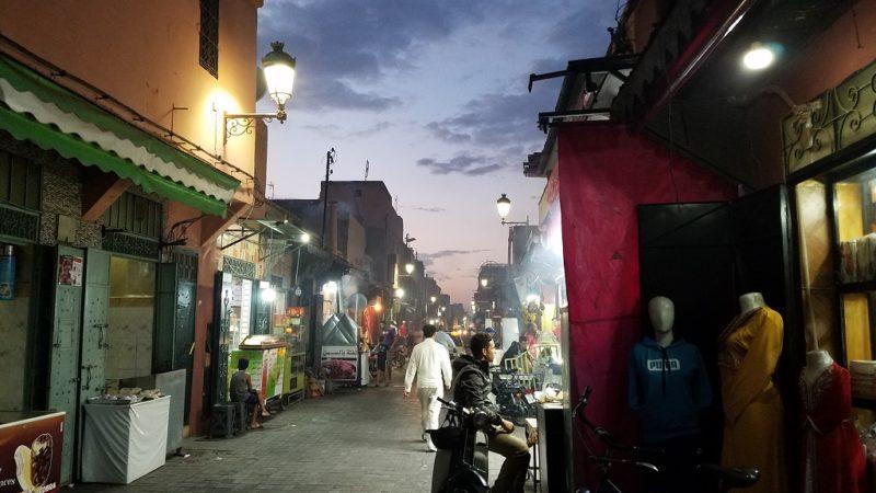 Marrakesh-Morocco-Medina-Kasbah