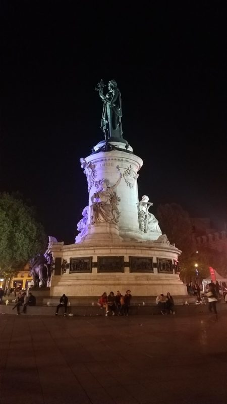 Paris-Place-de-la-République