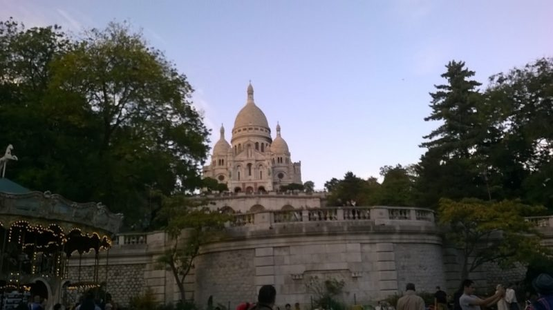Paris-Basilica-Sacre-Coeur-Montmartre