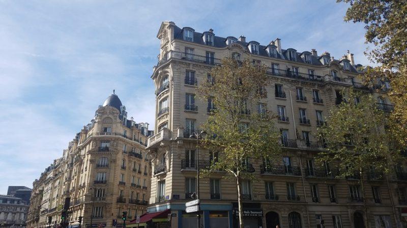Paris-Haussman