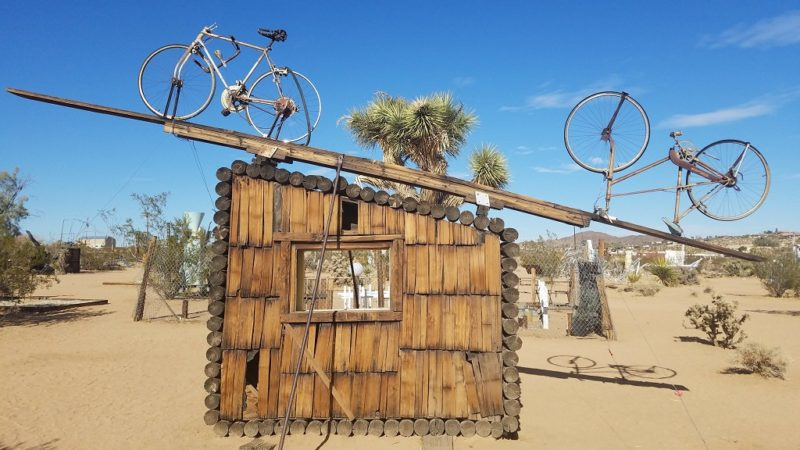Desert charm in Joshua Tree