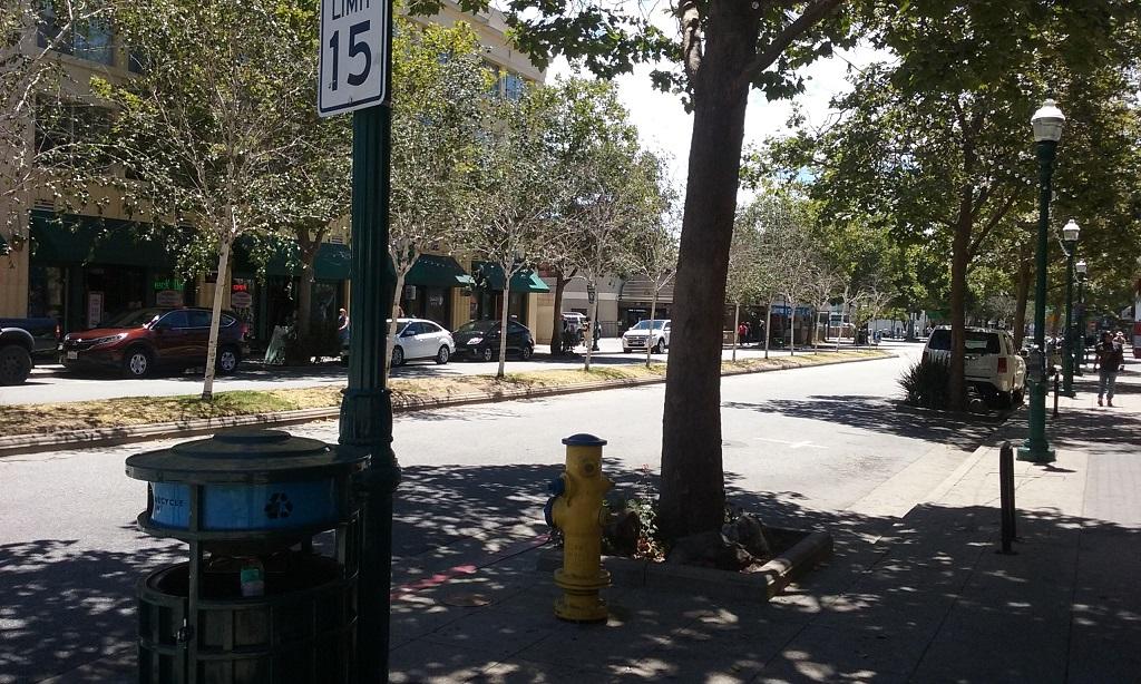 Downtown Santa Cruz Is Super Cute