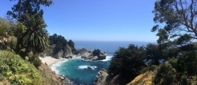 Scenic Julia Pfeiffer State Park Typifies What Big Sur Is All About