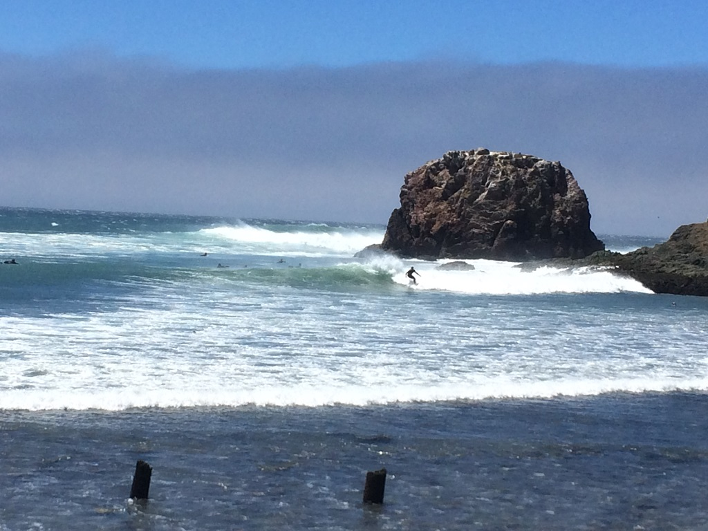 Surfing Is Not in My Blood, But Surely It's in Other Peoples'