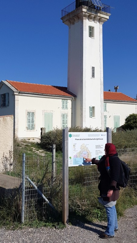 The Lighthouse Was a Milestone to Reach with Le Mistral