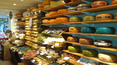 The Netherlands Have the Claim on Gouda