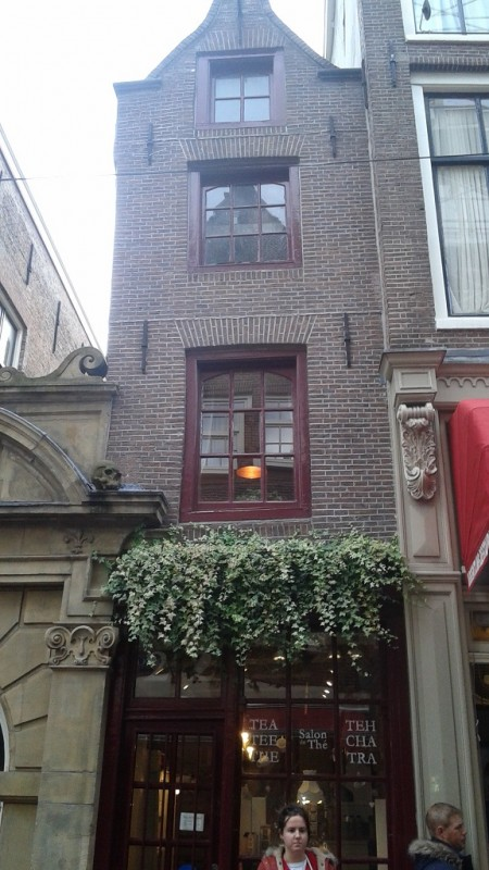 The Skinniest Home in Amsterdam!