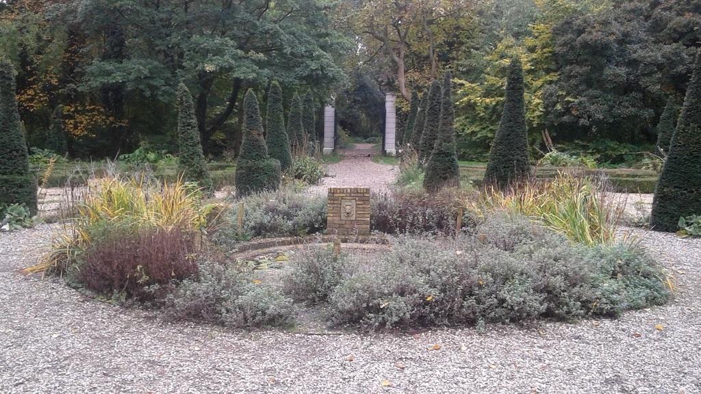 The Formal Gardens at Frankendael Park