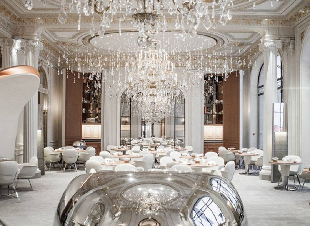 Ducasse Has Outdone Himself in This Fairy Tale Setting