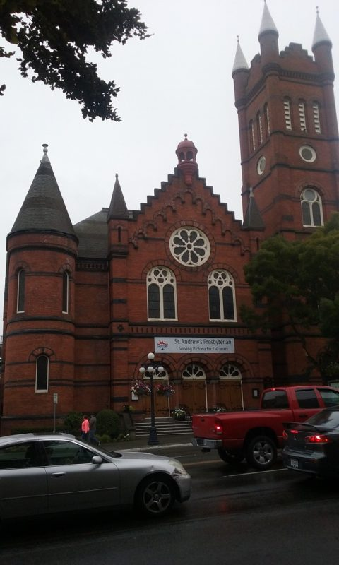 A Gothic Style Church