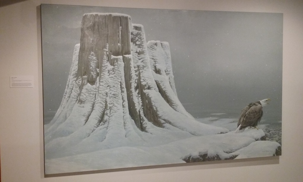 The More I Stared at the Painting, the More I Could Feel the Place It Represents