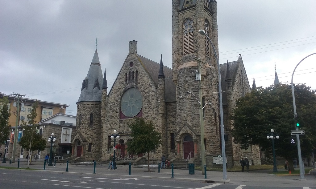 Church Turned Music Conservatory